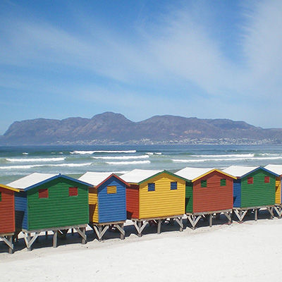 Surf Lessons at Muizenberg