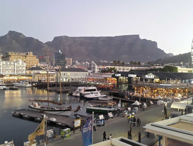 V&A Waterfront – we love it!